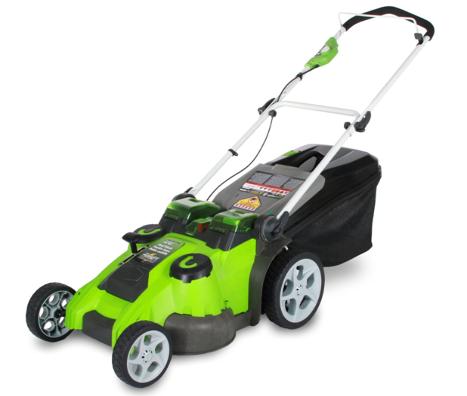 Tagliaerba GreenWorks 25302