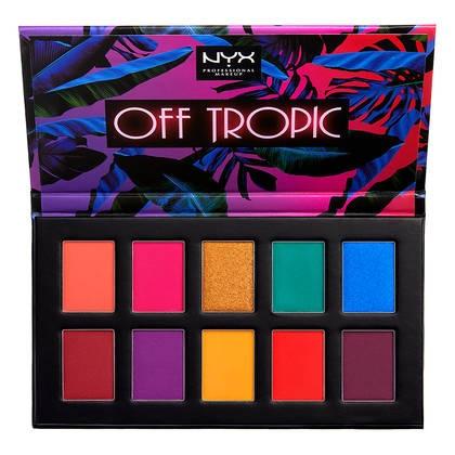 NYX cosmetici palette di ombretti