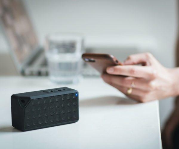 Altoparlanti Bluetooth a vibrazione