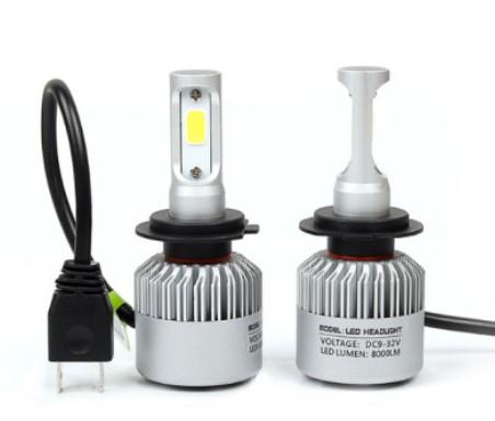 Il successo delle lampade H7 LED per auto