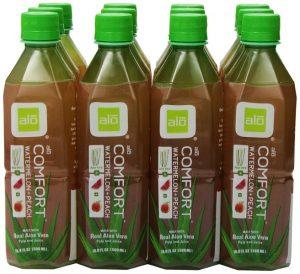Rimedi naturali contro il bruciore di stomaco - Succo di Aloe